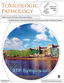 Vezina et al. in publication in Toxicologic Pathology